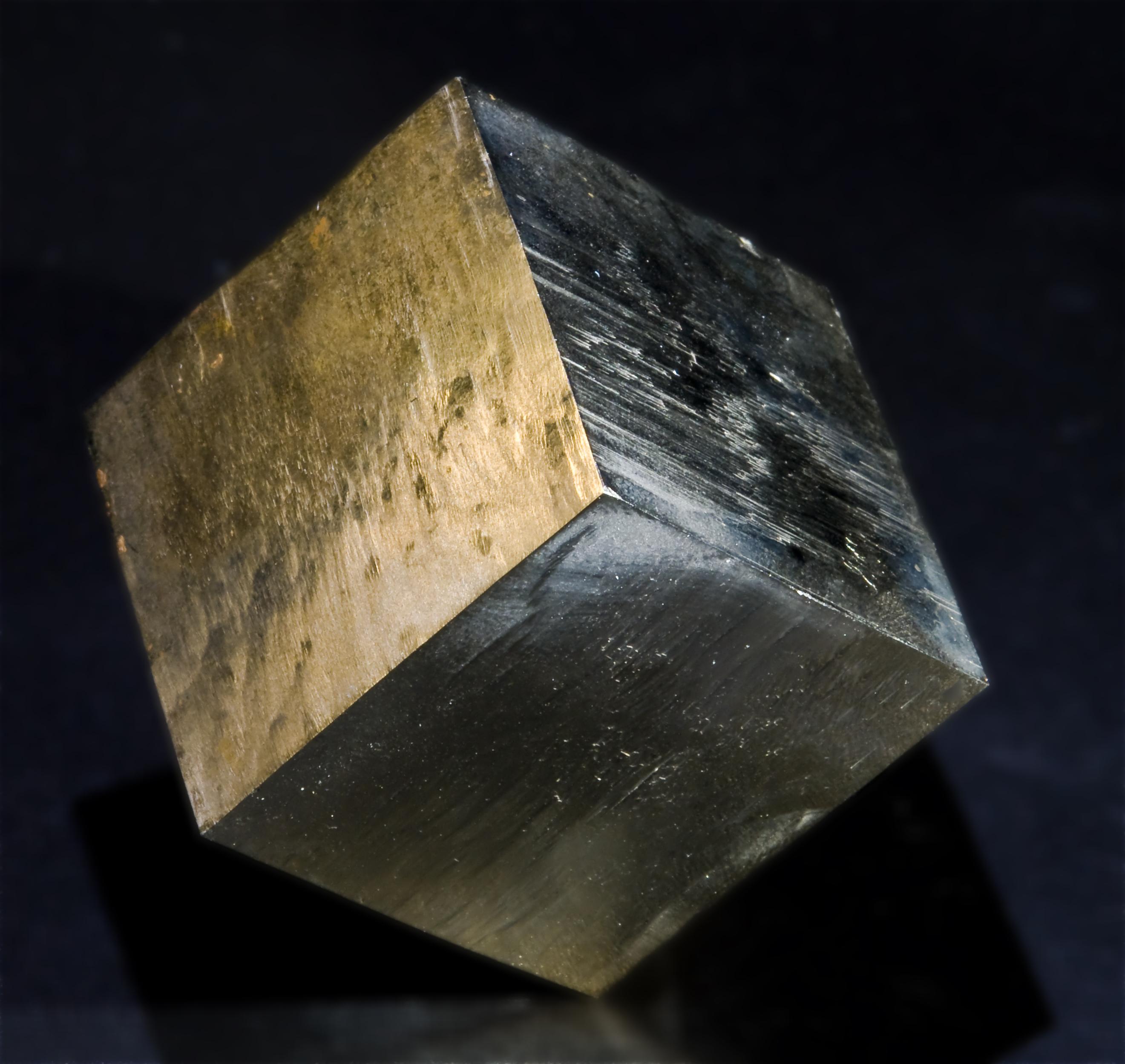 黄铁矿单晶